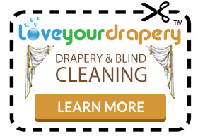 Drapery Cleaning Coupon