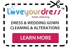 Dress Cleaning Coupon