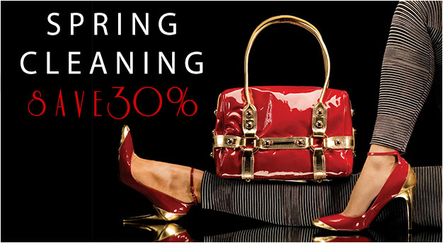 Leather cleaning spring sale