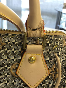 LV purse repair oakville
