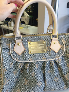 Louis vuitton handbag repair oakville