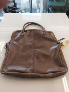complete bag restoration after