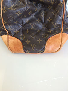 louis vuitton bag repair after