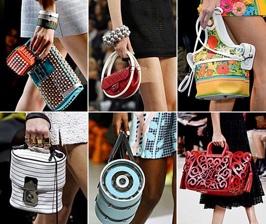 The Different Purse Handbag Styles