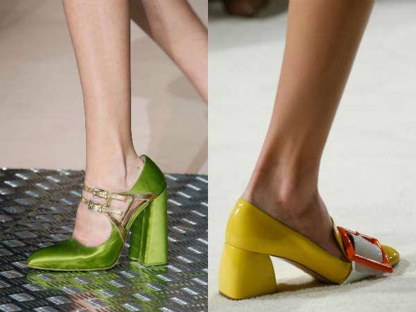 chuncky heel shoes